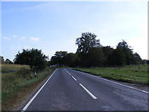 TM4072 : A144 Bramfield Road by Adrian Cable