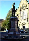 NS5565 : The Pearce statue by Thomas Nugent