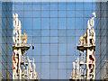 SJ8096 : Reflections at Quay West (2) by David Dixon