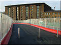 TQ3083 : Bridge to Granary Square by Stephen McKay