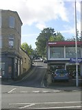 SE1437 : Crowgill Road - Saltaire Road by Betty Longbottom