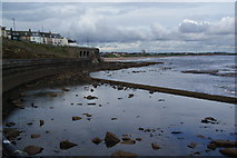 NZ3672 : Still water in Whitley Bay by Bill Boaden
