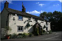 SK1576 : The Anchor Inn by David Lally