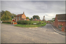 TA0015 : Bonby Sheepdyke Lane by JOHN BLAKESTON