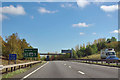 TQ4870 : Heading east on the A20 by Robin Webster