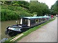 ST8260 : Bradford-on-Avon - Narrow Boat by Chris Talbot