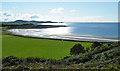 NS0558 : Scalpsie Bay from Dun Scalpsie by Anne Burgess