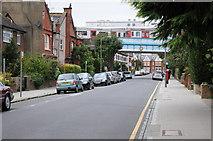 TQ2475 : Deodar Road, Putney by Philip Halling