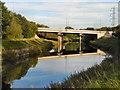 SJ8390 : M60 Bridge Over River Mersey, Northenden by David Dixon