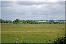 TQ5885 : Farmland north of Ockendon Rd by N Chadwick
