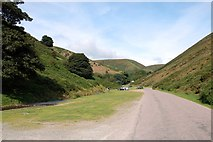 SO4494 : Carding Mill Valley in August by Basher Eyre