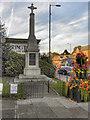 SJ8491 : The War Memorial, Didsbury by David Dixon