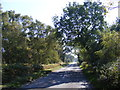 TM3446 : Heath Road, Hollesley Heath by Adrian Cable