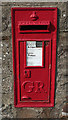NT4882 : Post Box at Gullane by Anne Burgess