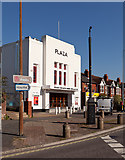 SU3521 : The Plaza Theatre, Winchester Road by Peter Facey