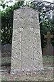 SU4596 : Cross on the headstone by Bill Nicholls