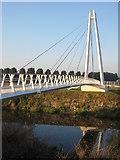 SO8453 : Diglis Bridge by Philip Halling