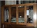 TA1767 : Organ Console, Bridlington Priory by J.Hannan-Briggs