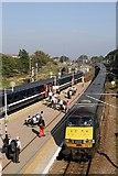 NT9953 : Berwick-upon-Tweed Railway Station by Walter Baxter