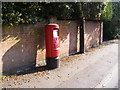 TM2749 : Melton Road Postbox by Adrian Cable