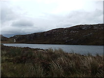 NG7655 : Loch na Creige by David Brown