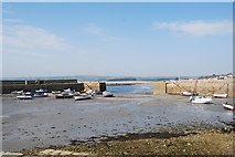 SW5130 : Harbour, St Michael's Mount by hayley green