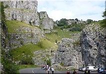 ST4654 : Cheddar Gorge by Nigel Mykura