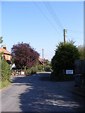 TM2844 : Cliff Road, Waldringfield by Geographer