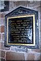 SO7874 : Memorial to John Tiler by Tiger
