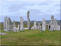 NB2133 : Callanish Standing Stones by Colin Smith