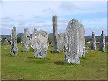 NB2133 : Callanish / Calanais Stones by Colin Smith