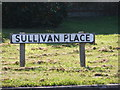 TM2744 : Sullivan Place sign by Geographer