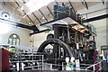 TL8308 : Museum of Power, Langford - steam engine by Chris Allen