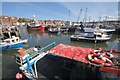 NZ8910 : Inner Harbour, Whitby by Dave Hitchborne