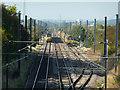 SK8648 : East Coast Main Line by Richard Croft