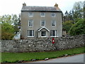 SO0525 : Cantref House west of Llanfrynach by Jaggery