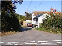 TM2844 : Sandy Lane, Waldringfield by Geographer