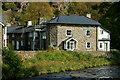SH5948 : Beddgelert, Gwynedd by Peter Trimming