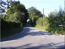 TM2743 : Woodbridge Road, Newbourne by Geographer
