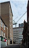 TQ3265 : Davis House, Robert Street by Stephen Richards