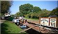 TQ0586 : Boats Below Denham Lock by Des Blenkinsopp
