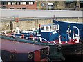 SE3320 : M T Hatfield - Bow view by Mike Kirby