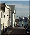 SX4455 : Quarry Street, Torpoint by Derek Harper