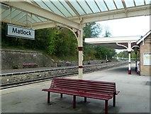 SK2960 : Matlock Station by Graham Hogg