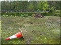 H4572 : Waste ground off Campsie Road, Omagh by Kenneth  Allen