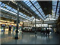 TV6099 : Eastbourne railway station concourse by Stacey Harris