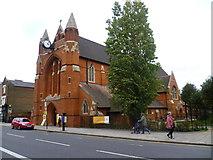 TQ2672 : St Andrew's Church, Earlsfield by Marathon
