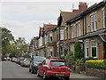 NZ2467 : Roseworth Crescent, NE3 by Mike Quinn
