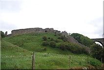 NT9953 : Berwick Castle by N Chadwick