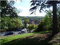 TQ3473 : View from Dawson Heights by Marathon